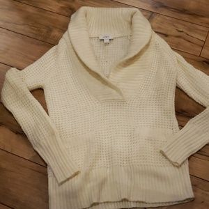 Loft cozy sweater small